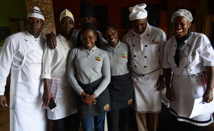 A warm welcome and smile awaits you+Uganda+travel_with+Kwez+Outdoors